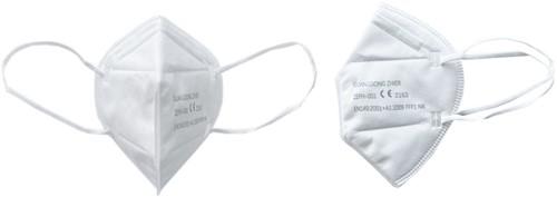 Mondkapje / Mondmasker FFP2 (30 stuks)