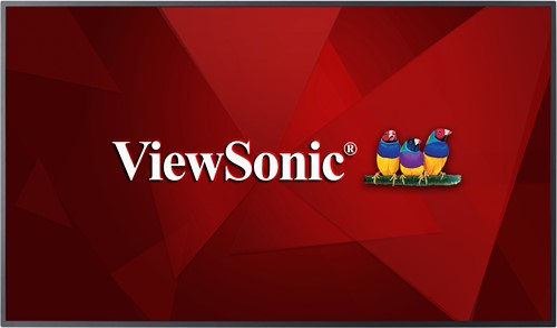 ViewSonic CDE5510 signage display