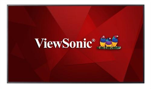 ViewSonic CDE6510 signage display