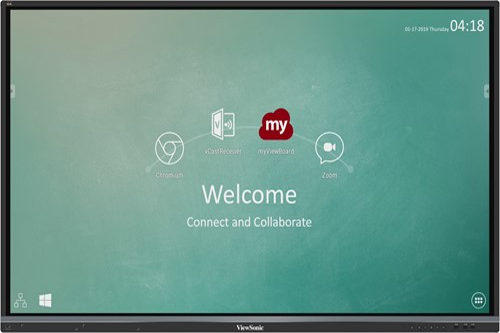 ViewSonic ViewBoard IFP5550 interactief display