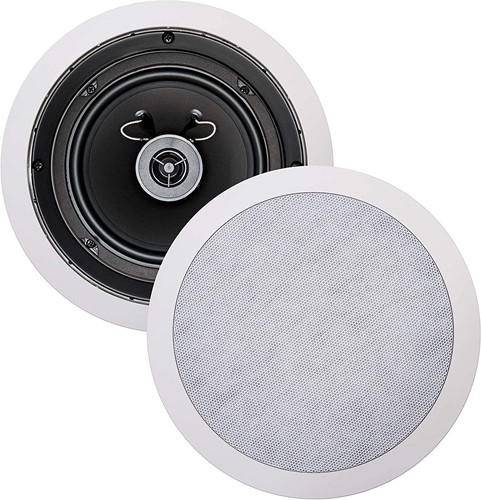 Cambridge Audio C155 plafond inbouw luidspreker set (wit)