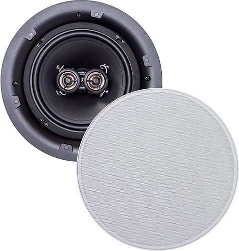 Cambridge Audio C165SS Premium plafond inbouw stereo luidspreker (wit)