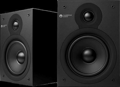 Cambridge Audio SX50 boekenplank luidspreker set