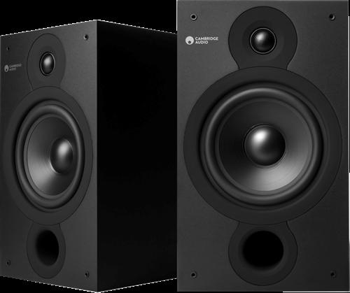 Cambridge Audio SX60 boekenplank luidspreker set