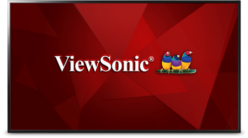ViewSonic CDE4302 signage display