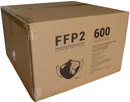 Mondkapje / Mondmasker FFP2 (600 stuks)