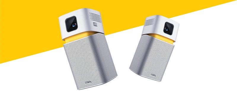 BenQ GV1 review - Mini beamer voor wireless entertainment