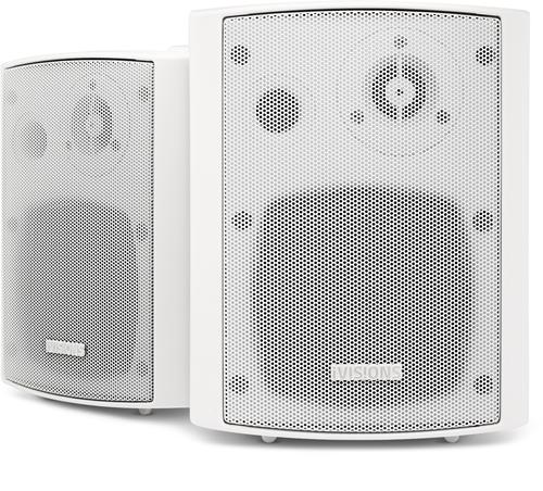 iVisions ProAudio HIB4 Passieve Speakers (2 stuks)