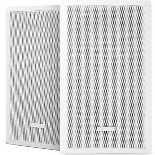 iVisions ProAudio IBL5 Passieve Speakers (2 stuks, wit)