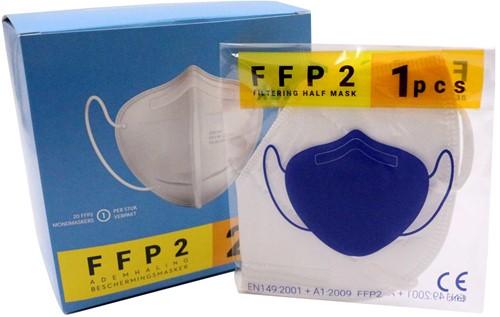 Mondkapje / Mondmasker FFP2 (20 stuks)