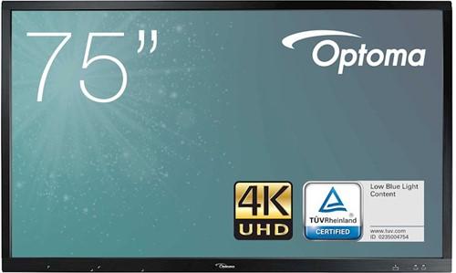 Optoma OP751RKE interactief display