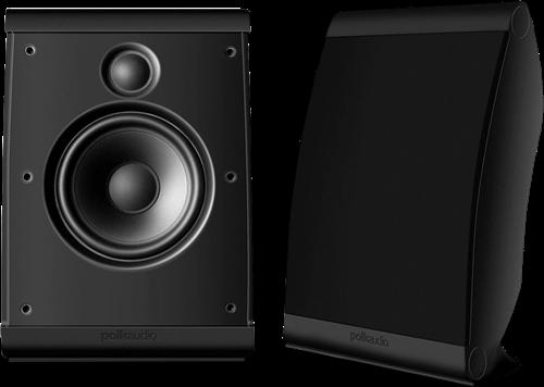 Polk Audio OWM3 Opbouw Luidspreker Set (zwart)