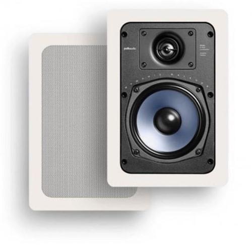 Polk Audio RC55i Wand Inbouw Luidspreker Set (wit)