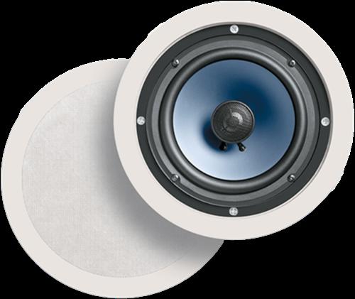 Polk Audio RC60i Plafond Inbouw Luidspreker Set (wit)