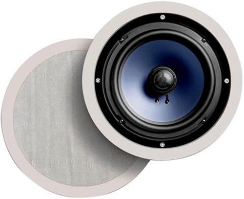 Polk Audio RC80i Plafond Inbouw Luidspreker Set (wit)