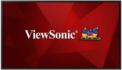 ViewSonic CDE5520 display