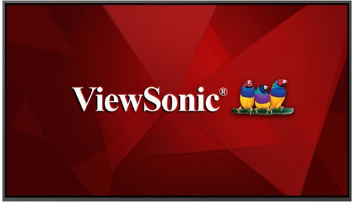 ViewSonic CDE8620W display