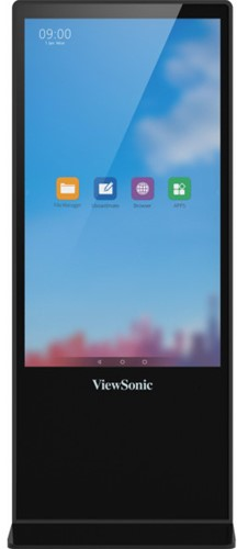 ViewSonic EP5542T Multi-touch ePoster