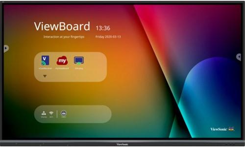 ViewSonic ViewBoard IFP7550-3 interactief display