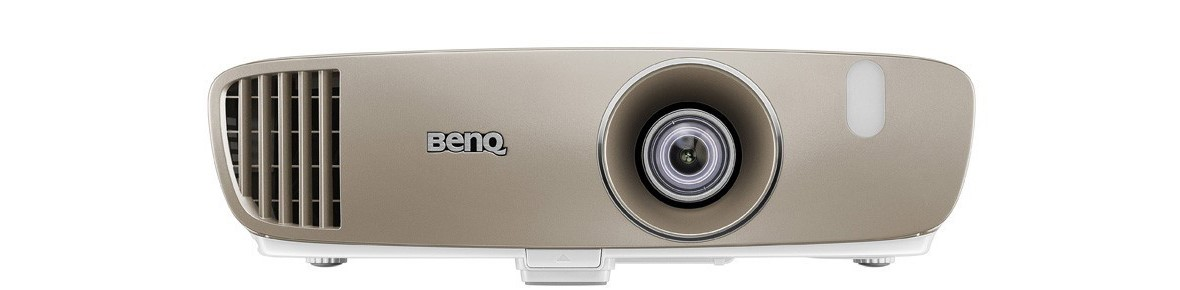 BenQ W2000 beamer review